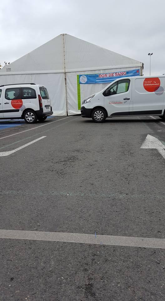 collecte Auchan Marsac